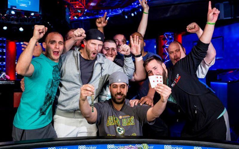 Томас Помпонио выиграл Colossus III на WSOP 2017