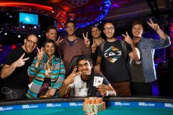 Упешка Да Сильва выиграл Event #3 на WSOP 2017