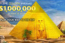 Миллион долларов в акции Золотая Пирамида в 888 Poker